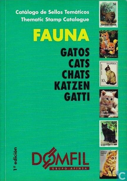 Cover of Katzen