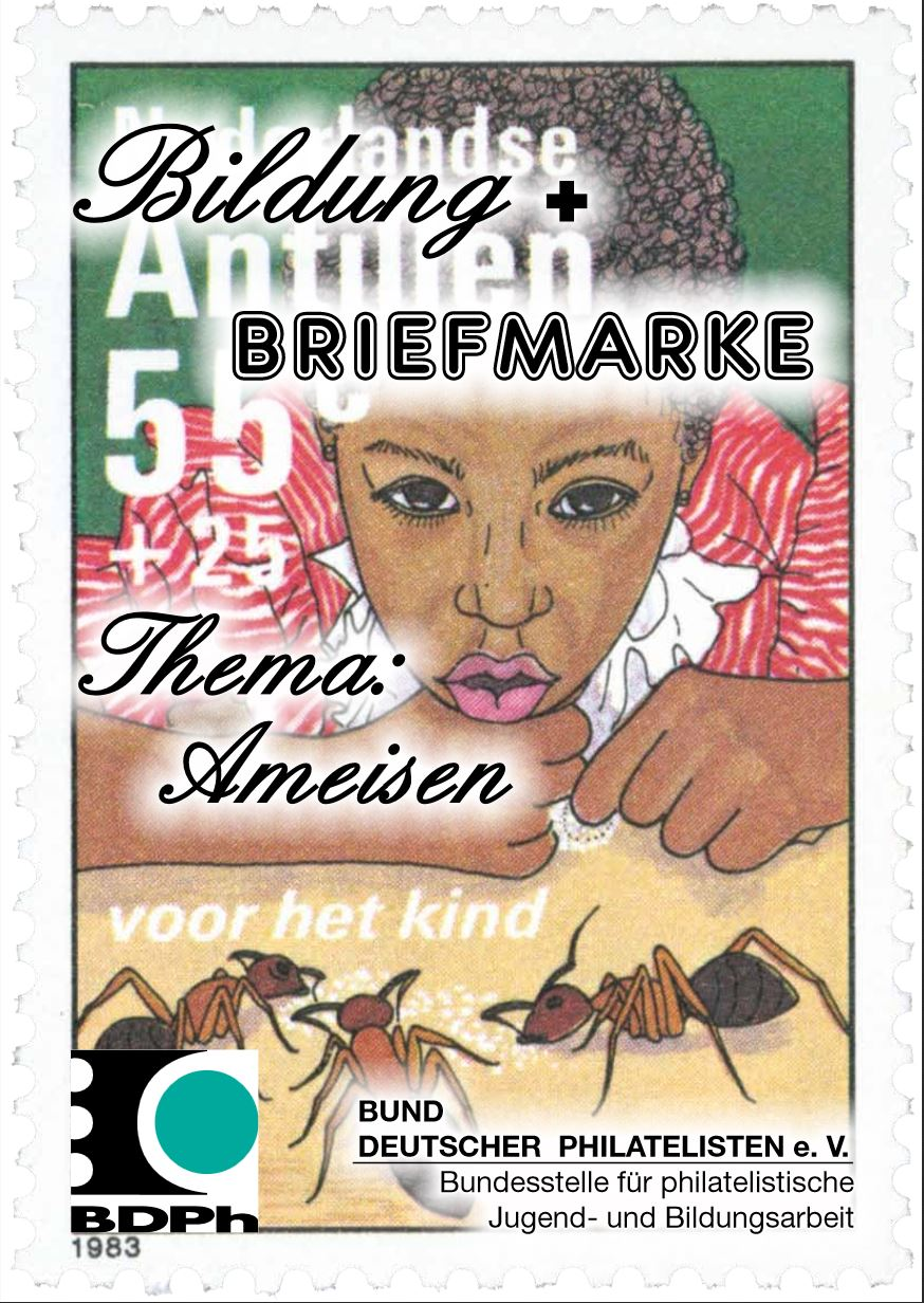 Cover of Thema Ameisen