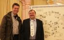 Zoo-Geschäftsführer Andreas M. Casdorff und Ausstellungsleiter Kurt Gronwald eröffneten die Ausstellung